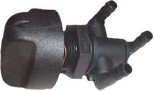 Fuel Valve Shut Off and Knob 3 Positions Horizontal Port for Sea Doo and Polaris (006-602)