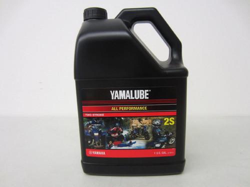 Yamalube-2S Performance Two Stroke Oil Gallon (LUB-2STRK-S1-04)