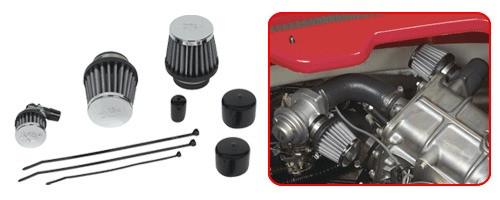 Kawasaki Ultra 250/260X RIVA Bypass Upgrade Kit