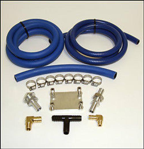 YAMAHA FX-SHO FZR FZS R&D Intercooler Cooling Kit - ADD POWER 660-18000 (660-18000)