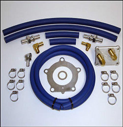 YAMAHA FX-SHO FZR FZS R&D Engine & Intercooler Cooling Kit - ADD POWER 660-18001 (660-18001)