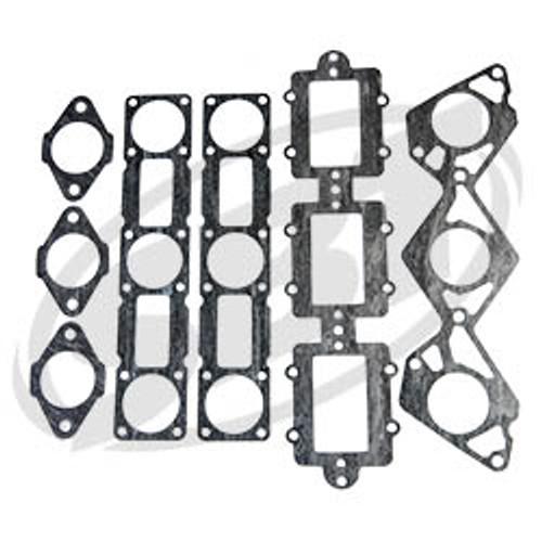 Yamaha Intake Gasket Kit 1200 Non PV GP1200 /Exciter 270 /Exciter SE /LS 2000 /SUV /Runner SUV /Runner XLT /AR210 /LS 210 /LX 210 1997 1998 1999 2000 2001 2002 2003 2004 2005 (52-405)