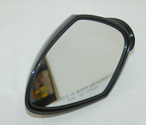 Yamaha WaveRunner VX Mirror - Left Hand Side LH Black VX110 Deluxe Sport Cruiser F1S-U596B-10-00