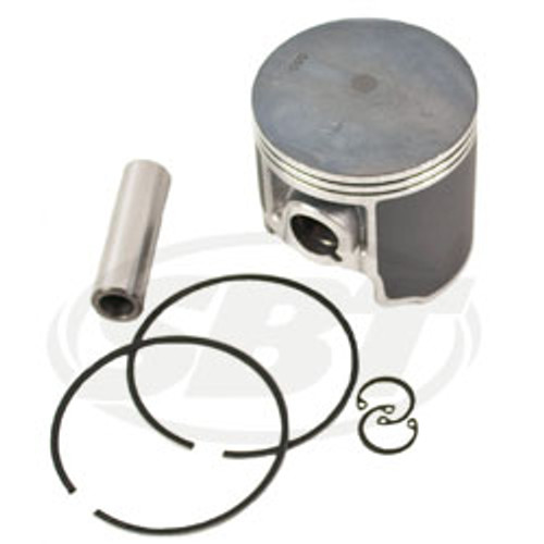 Yamaha Piston & Ring Set 760 & 1200 Non-PV Blaster 2 /Raider 760 /GP 760 /GP 1200 /Wave Venture 760 /Exciter 270 /Exciter SE /LS 2000 /SUV /XL 760 /LS 210 /AR 210 /LX 210 1996 1997 1998 1999 2000 2001 2002 2003 2004 2005