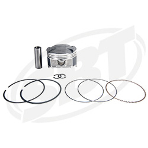 Honda Piston & Ring Set F-12 /R-12 13101-MAT-E00 2002 2003 2004 2005 2006 (47-600-0)