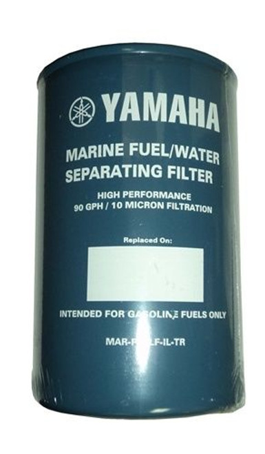 OEM Yamaha Outboard 10-Micron Fuel/Water Separating Filter Only MAR-FUELF-IL-TR