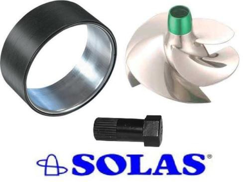 SeaDoo RXP-X RXT GTX Wear Ring Stainless Sleeve SOLAS Impeller Tool SRZ-CD-16/21