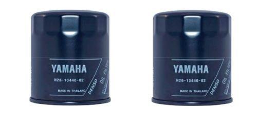 YAMAHA OEM Outboard Oil Filter 2-PACK F225C F250C F300C 4.2L N26-13440-02-00