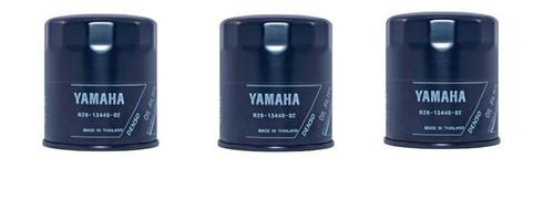 YAMAHA OEM Outboard Oil Filter 3-PACK F225C F250C F300C 4.2L N26-13440-02-00