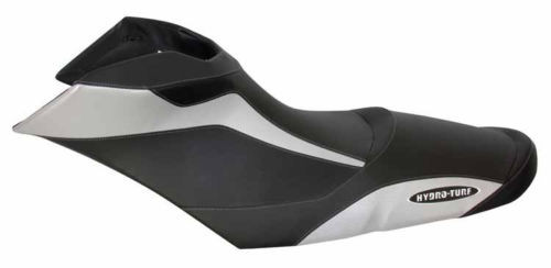 SeaDoo 2012-2016 RXP-X 260 300 Hydro-Turf Seat Cover Black Silver AZ-SEW892