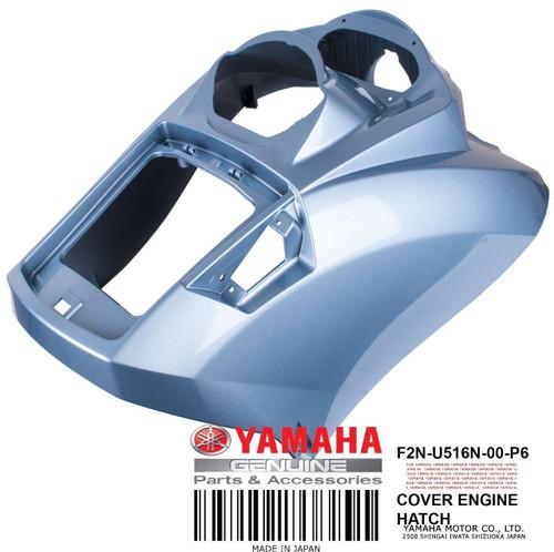 YAMAHA OEM Engine Hatch Cover F2N-U516N-00-P6 2011 VX Cruiser / VX Deluxe PWCs
