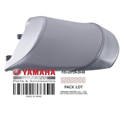 YAMAHA OEM Single Seat Assembly F2C-U372A-20-00 2013 Yamaha FZS Seat Conversion