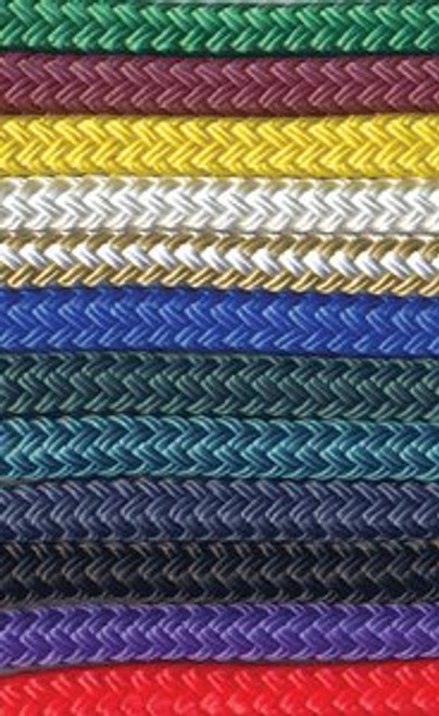 "Seachoice Double Braid Dock Line 1/2"" x 15'"