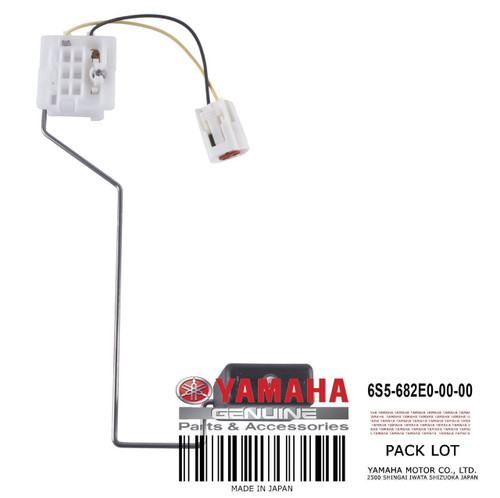 YAMAHA OEM Fuel Sender Assembly 6S5-682E0-00-00 2008-2015 FX Cruiser HO SHO VXR VXS