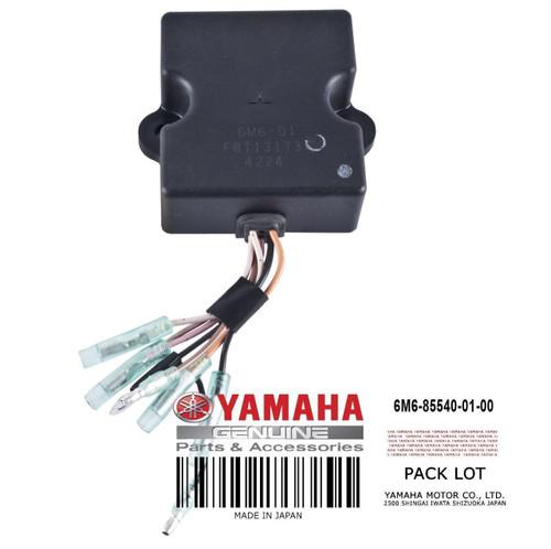 YAMAHA OEM CDI Unit Assembly 6M6-85540-01-00 1990-1995 Yamaha PWC 650 Models