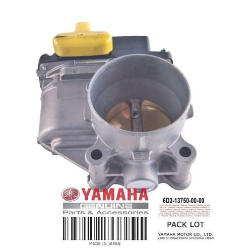 YAMAHA OEM Throttle Body 2005-2011 VX110 VX Cruiser Deluxe Sport 6D3-13750-00-00