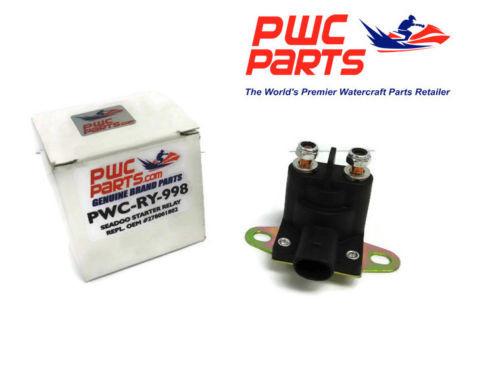 POLARIS Starter Relay Assembly MSX 140 Freedom Genesis Repl. 4011043 4010228