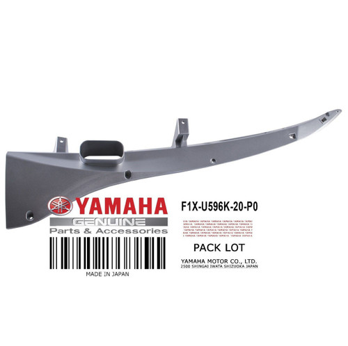 YAMAHA OEM Lower Left/Port Mirror Cover F1X-U596K-20-P0 2006-2008 FX / Cruiser / HO