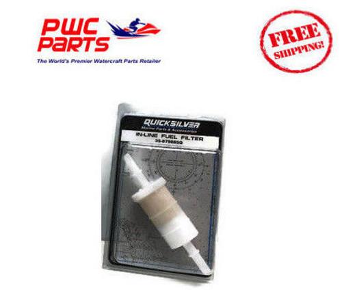 MERCURY Verado Outboard Fuel Filter In-Line Quicksilver  879885Q