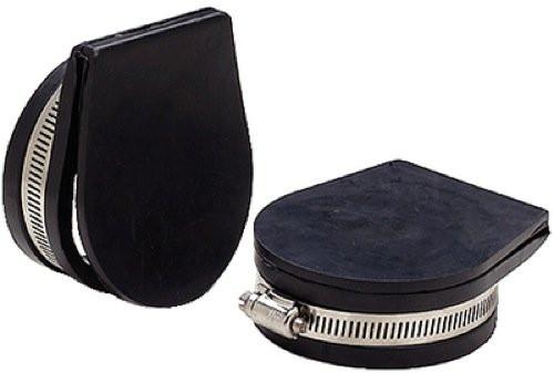 Seachoice Exhaust Guard Cover 4 inch Pair 28361