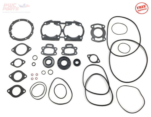SEADOO Complete Gasket Kit 1993-1995 Speedster Exploer 650 657X Replaces SBT 48-103