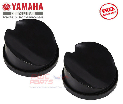 2X YAMAHA 242 Limited S SX210 AR230 SX230 Clean Out Plug Repair Kit Pump SET OF 2 F0R-67609-09-00