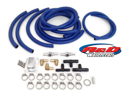 660-18002 R&D Cooling Kit Replaces RY10080-ECUK-PC-2