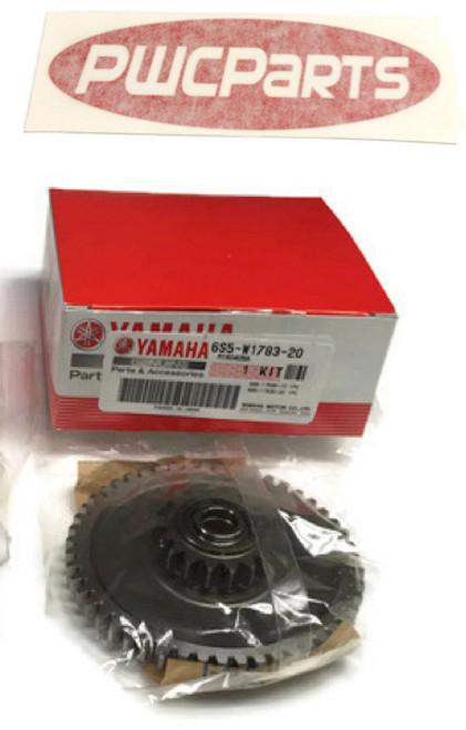 YAMAHA FX-SHO FZR FZS FX-SVHO GP1800 GP1800R AR192 AR195 SX192 SX195 SVHO SHO Supercharger Clutch Dampener w/Collar 18T  6S5-W1783-20-00
