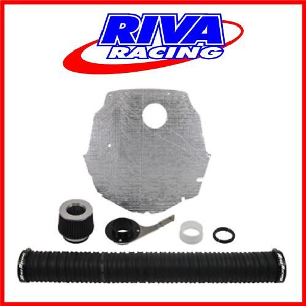 Sea Doo 2011-2014 RXT-X 260 RIVA Performance Power Filter Kit with Straps NEW Add 1-2+ MPH