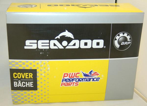 SeaDoo RXT-X 260 aS Black/Gray PWC Cover