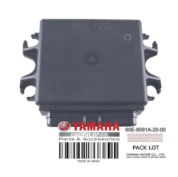 YAMAHA OEM ENGINE CONTROL UNIT 60E-8591A-20-00 2005 FX / F Cruiser 3-PASS PWCs