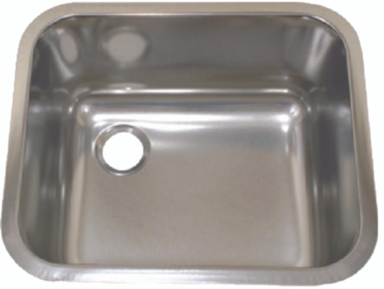 Scandvik Rectangular Under Mount Sink 390-10210