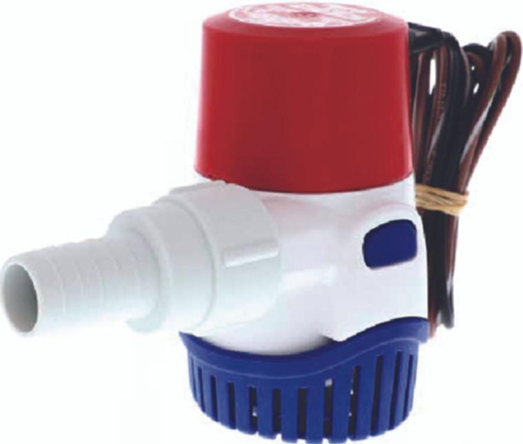 Rule 12V PWC Automatic Bilge Pump 500 GPH 29-25SA6WC