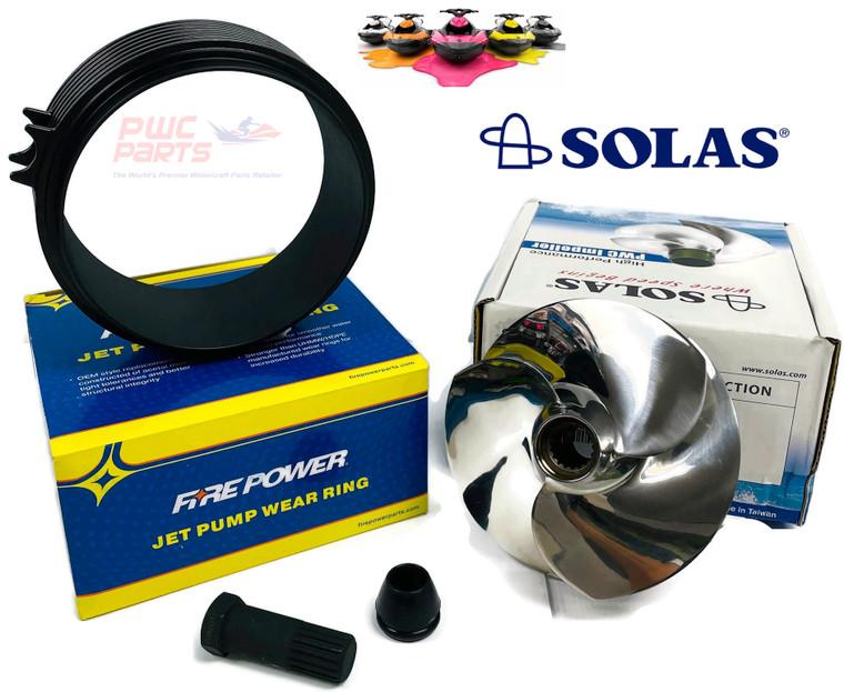 SeaDoo SPARK 90hp SOLAS Impeller OEM BRP 267000925 Wear Ring Tool Kit SK-CD-12/17 (SK-CD-12/17/267000925/WR001