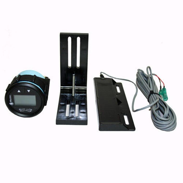 """TH Marine Digital LED Position Gauge Kit Atlas™ Hydraulic Jack Plates 6"""" 10"""" 12"""""""