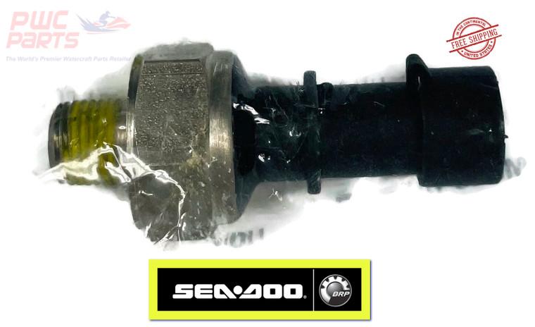 Sea Doo OEM BRP Oil Pressure Switch Sensor 4-TEC RXT-X GTX GTR GTI 420856538