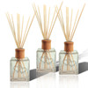 Double Heart Reed Diffuser (Set of 3)