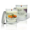 Lavender and Satsuma Candles