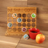 Personalized Bamboo K-Cup Holder