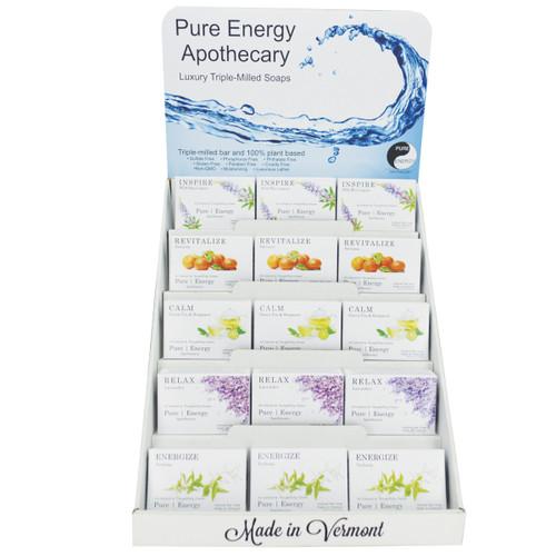 Pure Energy Apothecary Soap (PEASPOP)