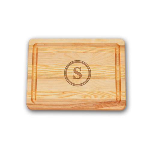 """Small Master Cutting Board 10"""" X 7.5"""" - Personalized"""