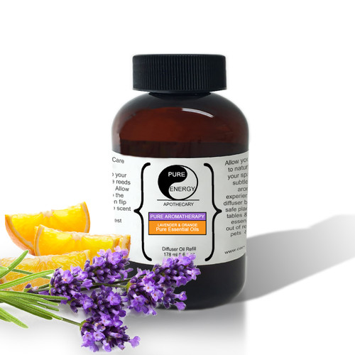 Pure Energy Apothecary Diffuser Oils