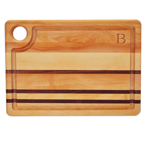 """Integrity Steak Carving Board 14"""" X 10"""" - Personalized"""