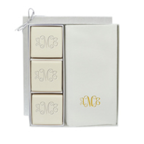 Eco-Luxury Courtesy Gift Set (Personalized)