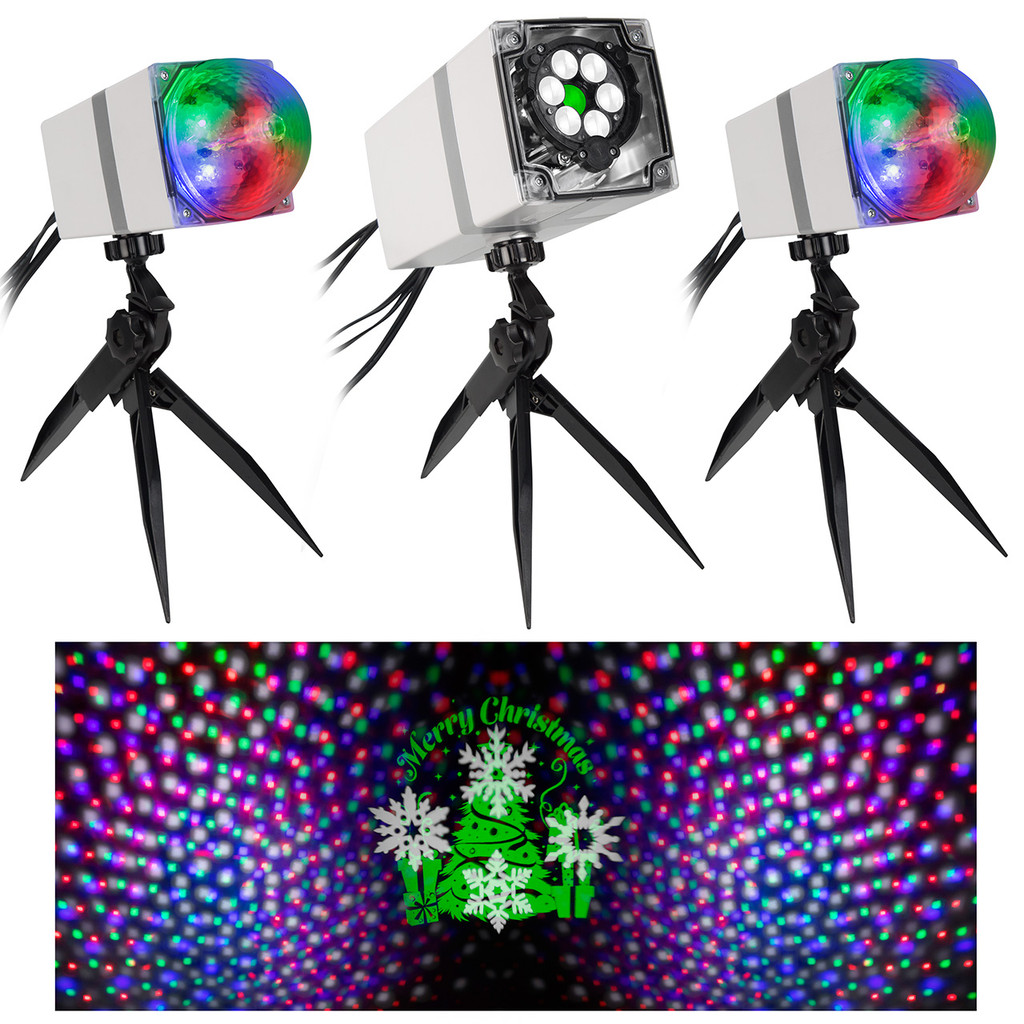 Orchestra of Lights Projection Set with Sound and Bluetooth Technology