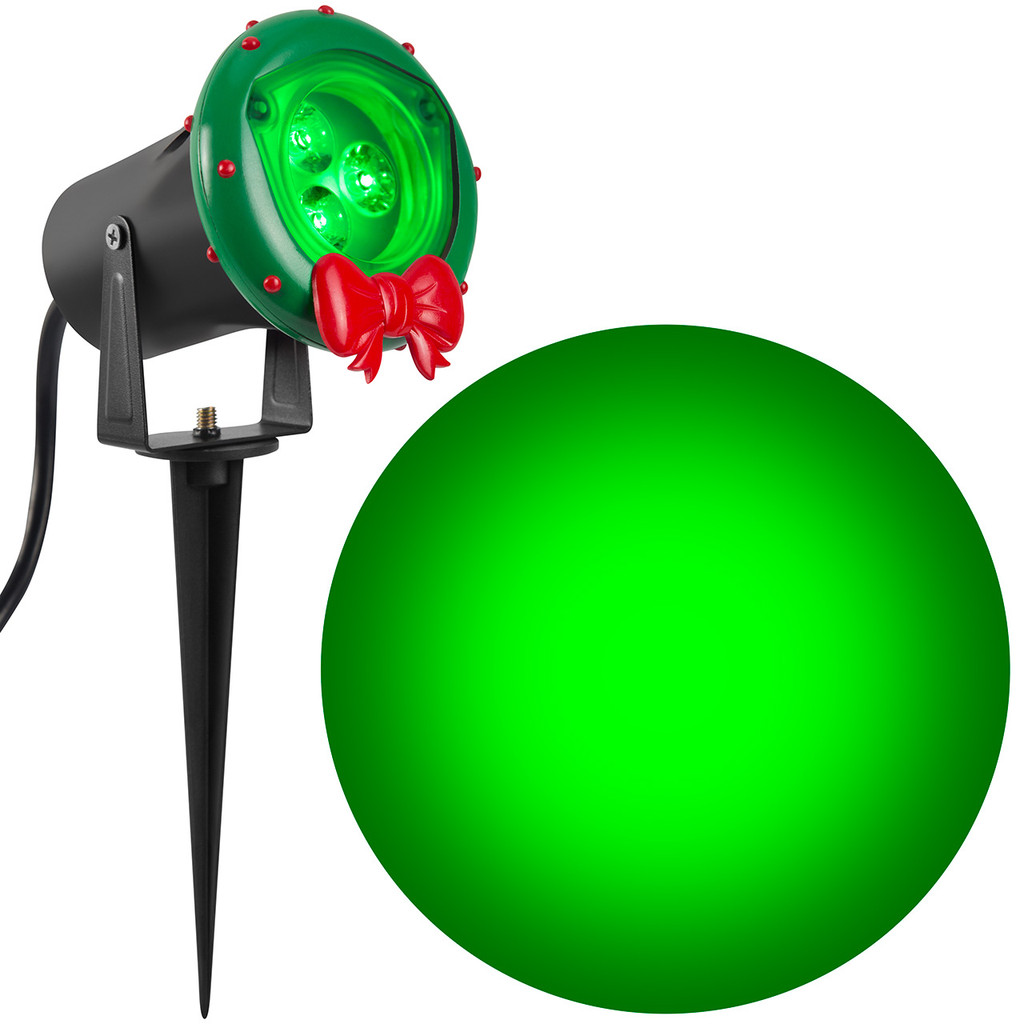 LED Spotlight (Green)