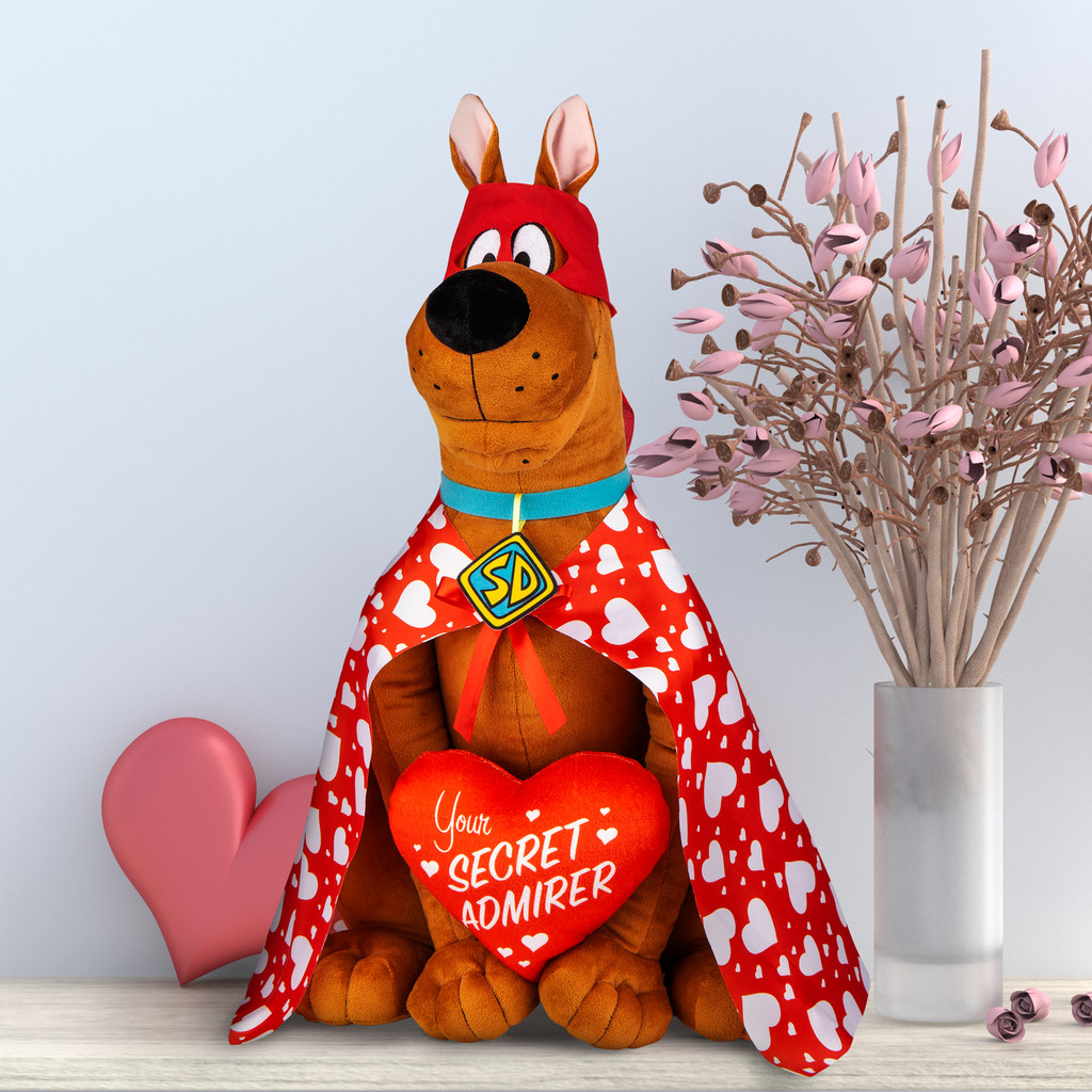Scooby-Doo Secret Admirer