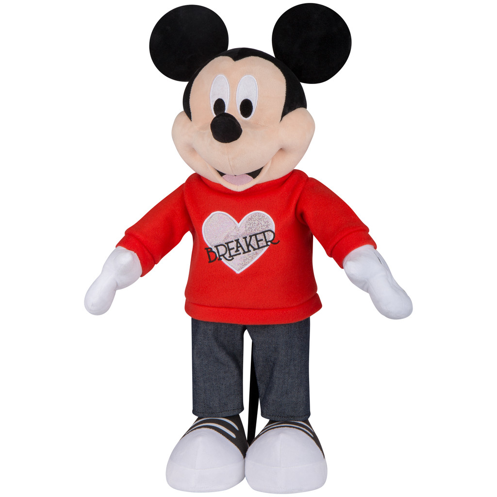 Mickey Mouse in Heartbreaker Sweater