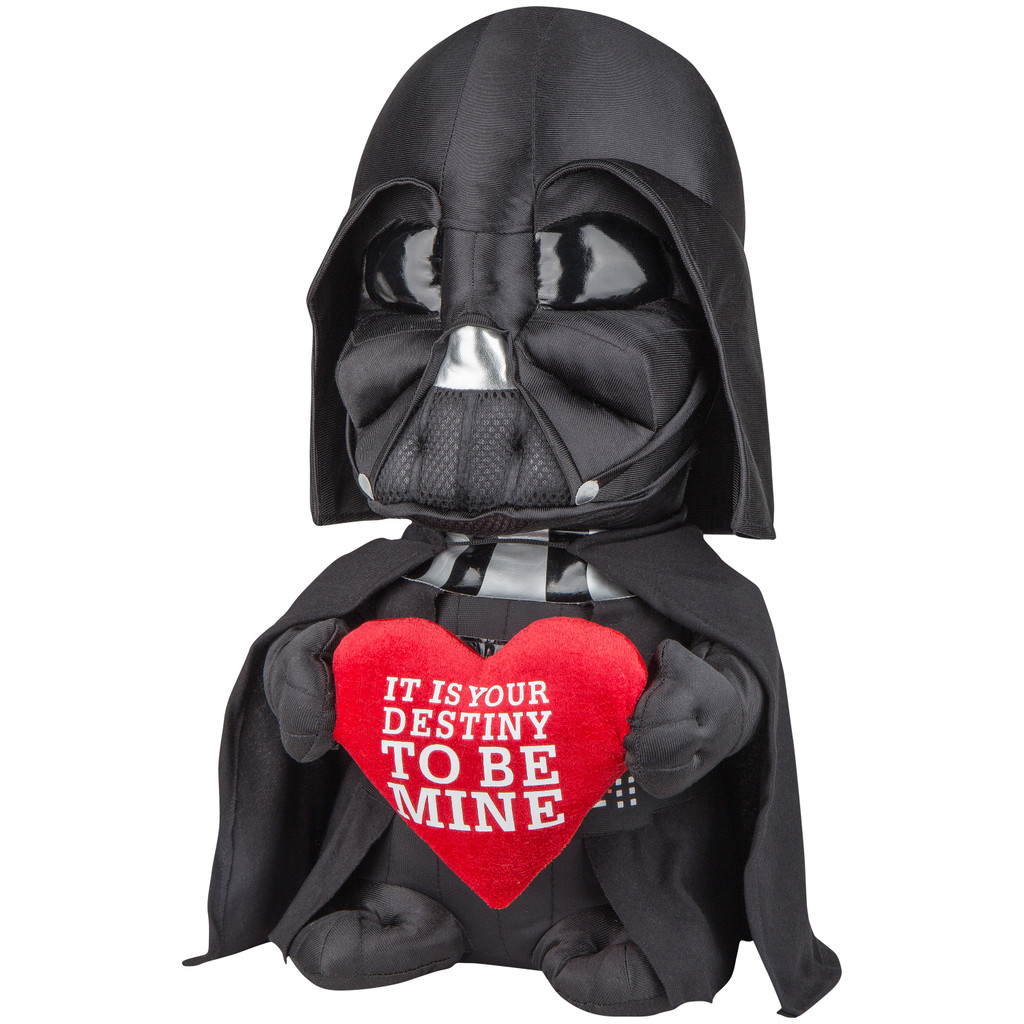 Darth Vader with Heart