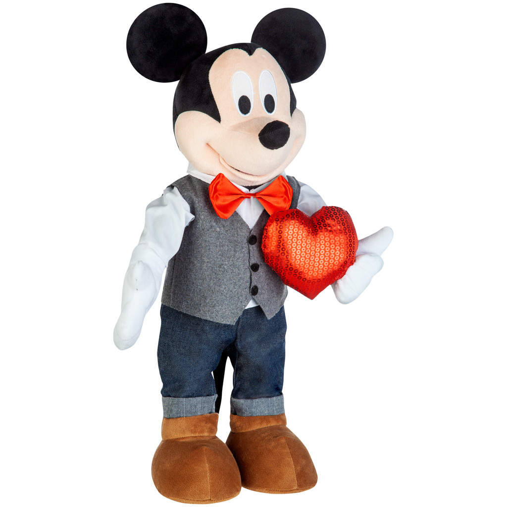 Mickey Mouse in Vest